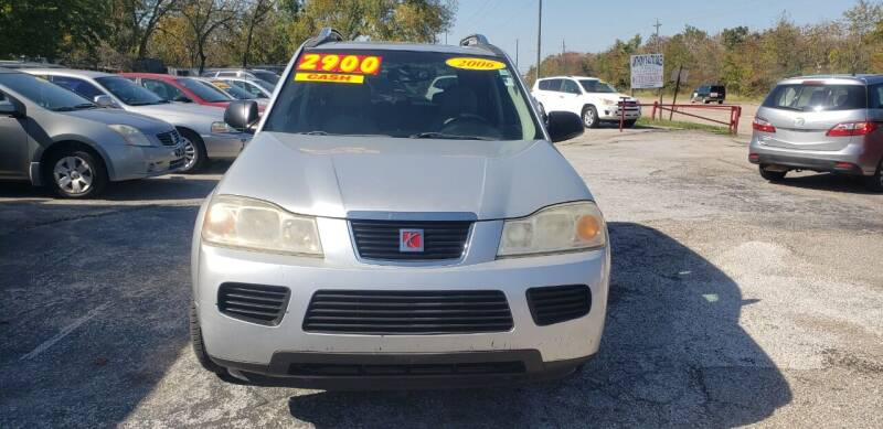 2006 Saturn Vue for sale at Anthony's Auto Sales of Texas, LLC in La Porte TX