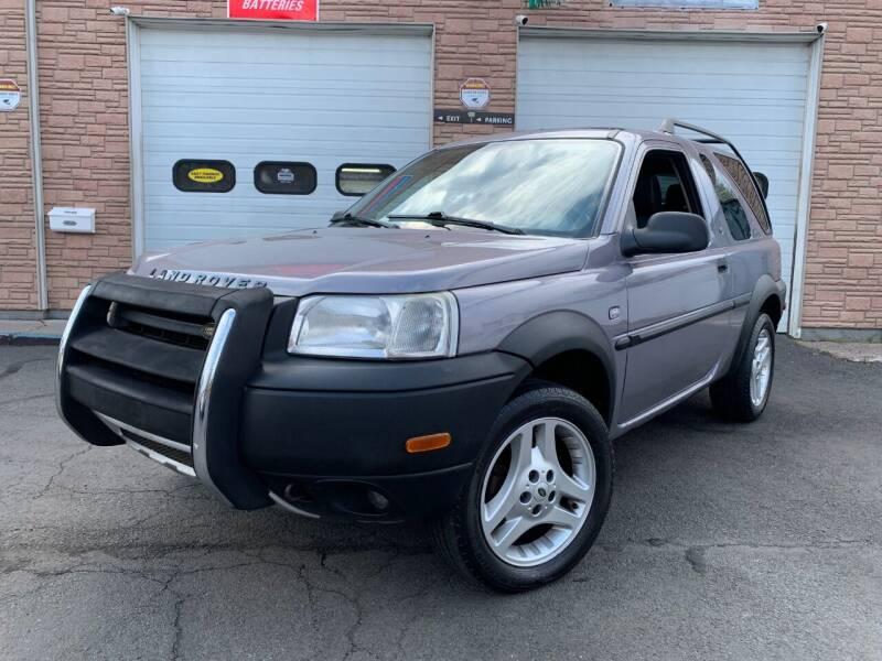 2003 Land Rover Freelander for sale in West Haven, CT