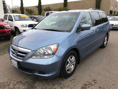 2006 Honda Odyssey for sale at C. H. Auto Sales in Citrus Heights CA
