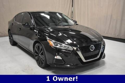 2019 Nissan Altima for sale at Vorderman Imports in Fort Wayne IN