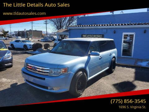 2009 Ford Flex for sale at The Little Details Auto Sales in Reno NV