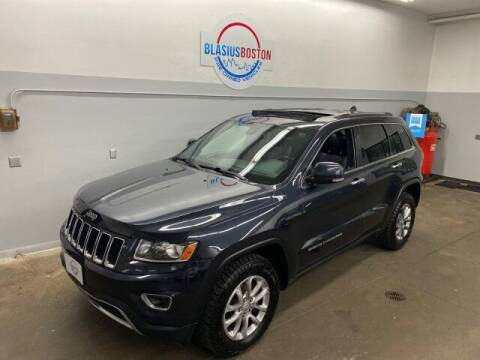 2014 Jeep Grand Cherokee for sale at WCG Enterprises in Holliston MA