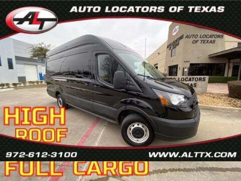 2019 Ford Transit Cargo for sale at AUTO LOCATORS OF TEXAS in Plano TX