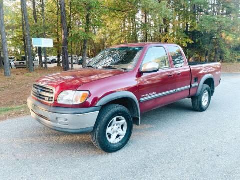 2000 Toyota Tundra for sale at H&C Auto in Oilville VA