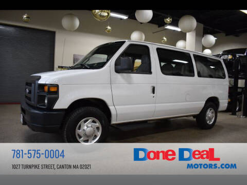 2014 Ford E-Series Cargo for sale at DONE DEAL MOTORS in Canton MA