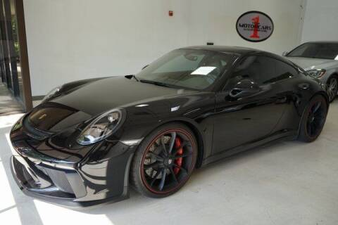 2018 Porsche 911 for sale at Team One Motorcars, LLC in Marietta GA