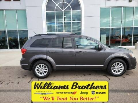 2014 Dodge Journey for sale at Williams Brothers - Pre-Owned Monroe in Monroe MI
