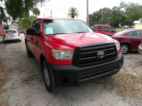 2010 Toyota Tundra for sale at D & D Detail Experts / Cars R Us in New Smyrna Beach FL