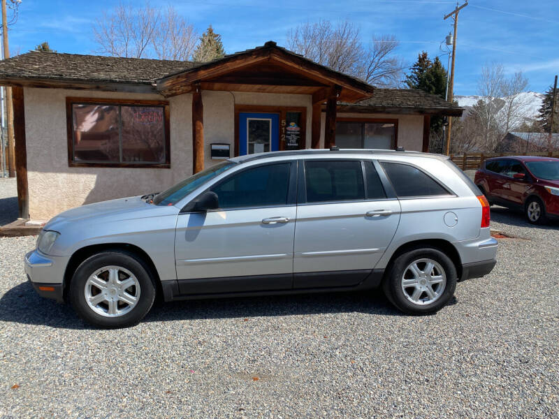 2006 Chrysler Pacifica for sale at Sawtooth Auto Sales in Hailey ID