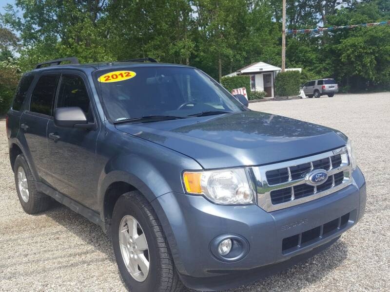 2012 Ford Escape for sale at Jack Cooney's Auto Sales in Erie PA