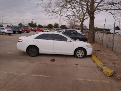 2009 Toyota Camry for sale at A BOTTOM DOLLAR AUTO SALES in Shawnee OK