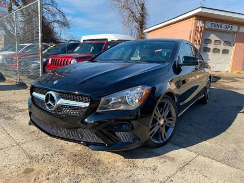 2015 Mercedes-Benz CLA for sale at Seaview Motors and Repair LLC in Bridgeport CT