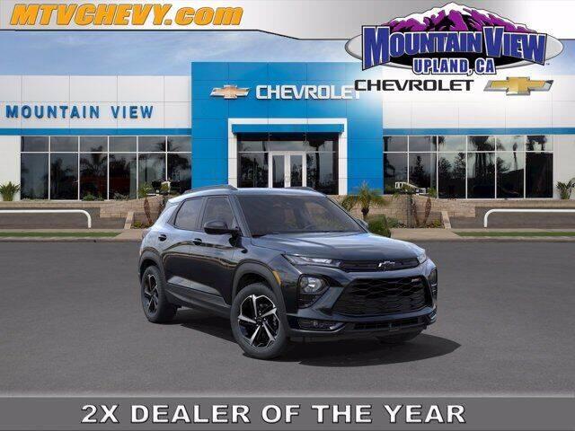 2022 Chevrolet TrailBlazer for sale in Upland, CA