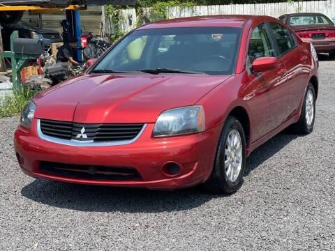 2008 Mitsubishi Galant for sale at Lamar Auto Sales in North Charleston SC
