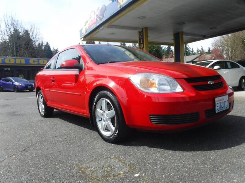 2007 Chevrolet Cobalt for sale at Brooks Motor Company, Inc in Milwaukie OR