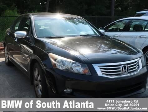 2010 Honda Accord for sale at Carol Benner @ BMW of South Atlanta in Union City GA