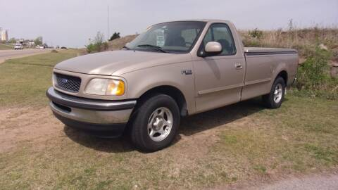 1997 Ford F-150 for sale at 6 D's Auto Sales MANNFORD in Mannford OK