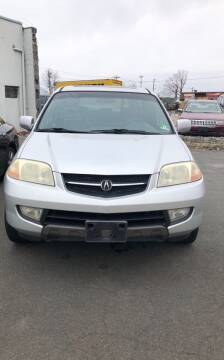 2002 Acura MDX for sale at Wilson Investments LLC in Ewing NJ