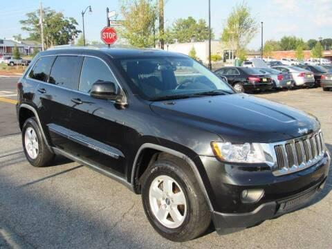 2012 Jeep Grand Cherokee for sale at Atlanta's Best Auto Brokers in Marietta GA