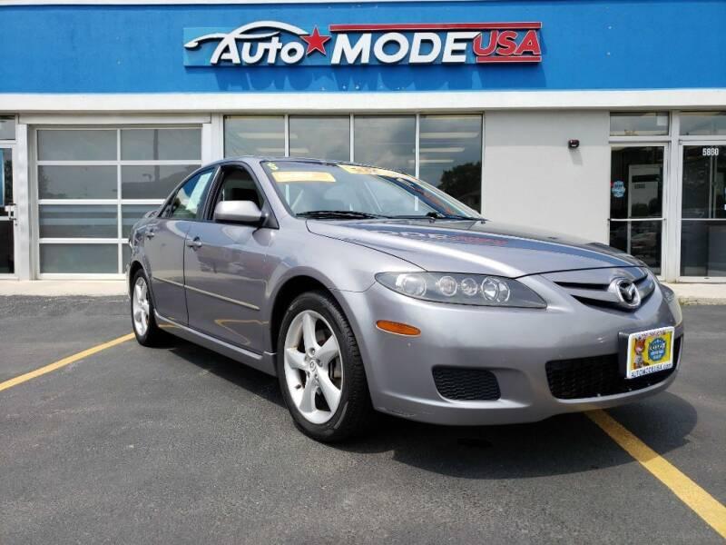 2007 Mazda MAZDA6 for sale at AUTO MODE USA in Burbank IL