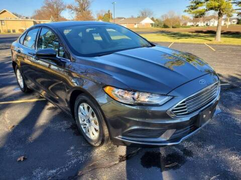 2018 Ford Fusion for sale at Tremont Car Connection in Tremont IL