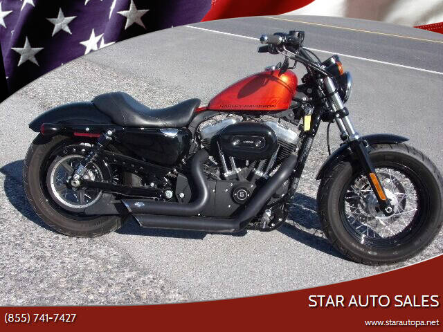 2011 Harley-Davidson FORTY-EIGHT for sale at Star Auto Sales in Fayetteville PA