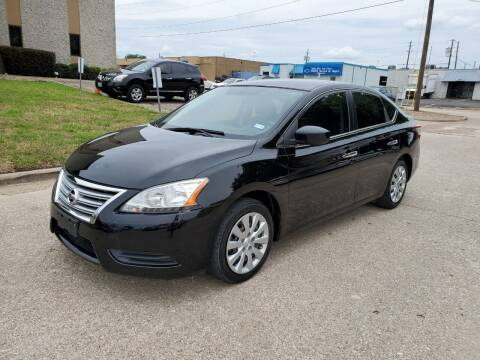 2013 Nissan Sentra for sale at DFW Autohaus in Dallas TX