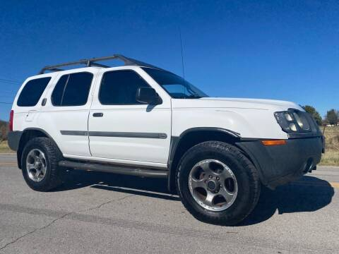 2002 Nissan Xterra for sale at ILUVCHEAPCARS.COM in Tulsa OK
