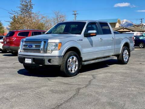 2010 Ford F-150 for sale at INVICTUS MOTOR COMPANY in West Valley City UT