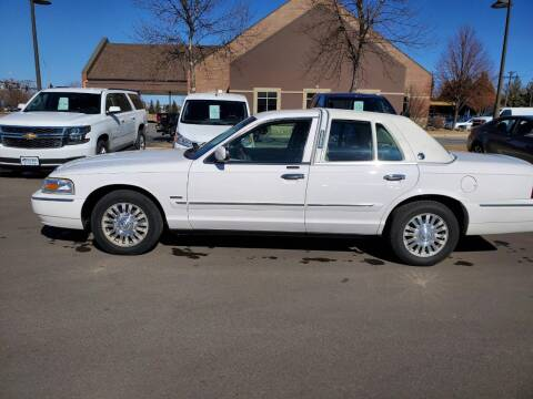 2006 Mercury Grand Marquis for sale at ROSSTEN AUTO SALES in Grand Forks ND