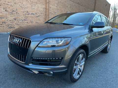 2015 Audi Q7 for sale at Vantage Auto Group - Vantage Auto Wholesale in Lodi NJ