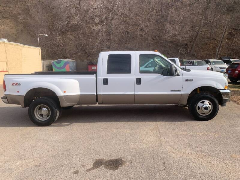 2003 Ford F-350 Super Duty for sale at Iowa Auto Sales, Inc in Sioux City IA