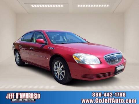 2009 Buick Lucerne for sale at Jeff D'Ambrosio Auto Group in Downingtown PA
