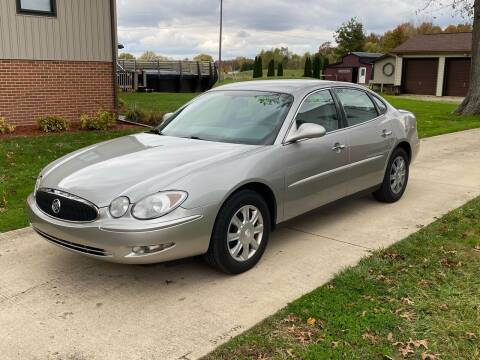 2007 Buick LaCrosse for sale at THOMPSON & SONS USED CARS in Marion OH