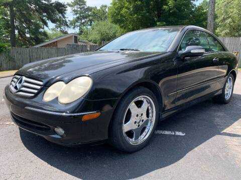 2004 Mercedes-Benz CLK for sale at Deme Motors in Raleigh NC