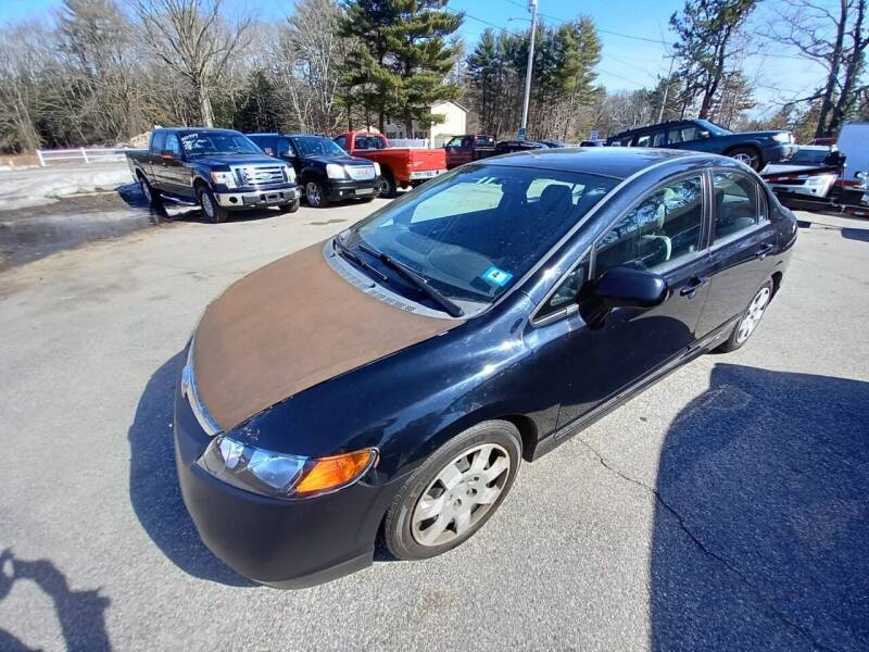 2008 Honda Civic for sale at Official Auto Sales in Plaistow NH