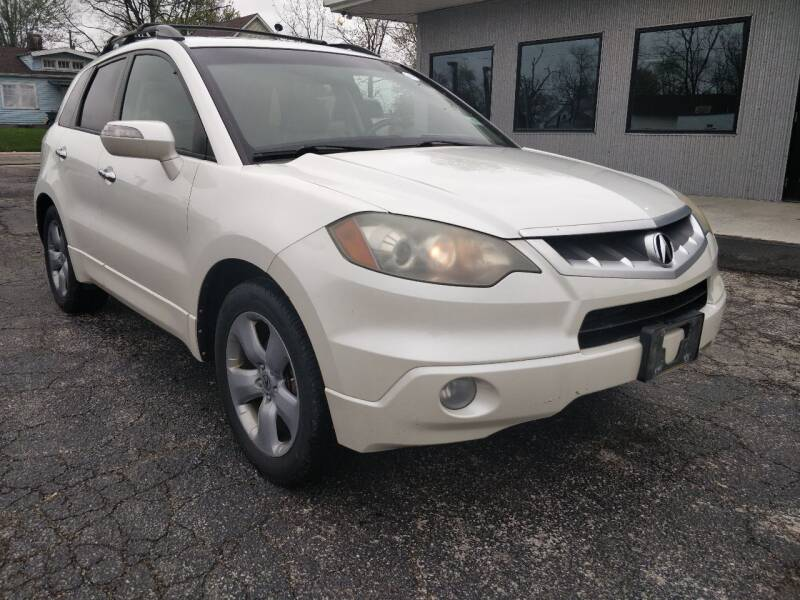 2008 Acura RDX for sale at The Car Cove, LLC in Muncie IN