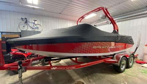 2011 Ski Nautique 200 Sport for sale at MARK CRIST MOTORSPORTS in Angola IN