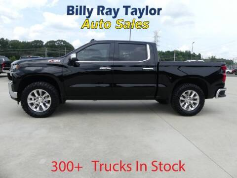 2019 Chevrolet Silverado 1500 for sale at Billy Ray Taylor Auto Sales in Cullman AL