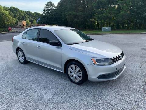 2012 Volkswagen Jetta for sale at Two Brothers Auto Sales in Loganville GA