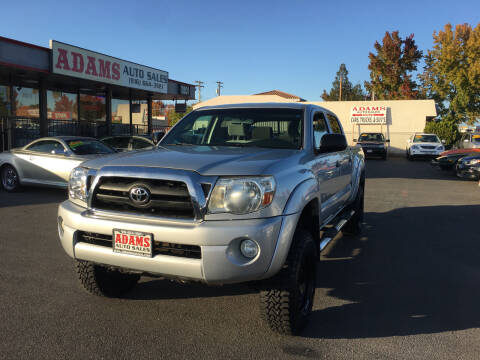 2005 Toyota Tacoma for sale at Adams Auto Sales in Sacramento CA