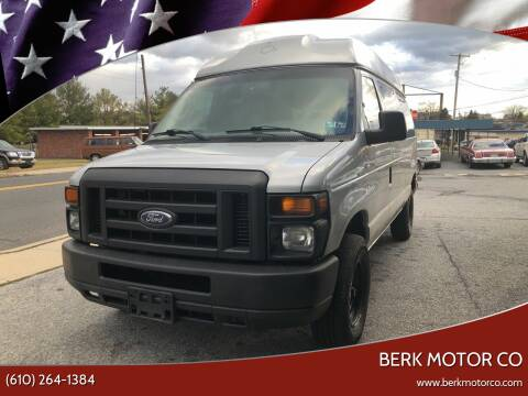 2008 Ford E-Series Cargo for sale at Berk Motor Co in Whitehall PA