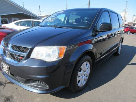 2014 Dodge Grand Caravan for sale at Dam Auto Sales in Sioux City IA