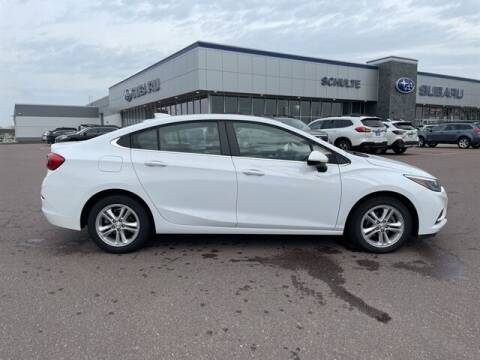 2018 Chevrolet Cruze for sale at Schulte Subaru in Sioux Falls SD