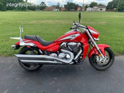 2013 Suzuki Boulevard  for sale at INTEGRITY CYCLES LLC in Columbus OH