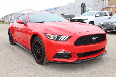 2017 Ford Mustang for sale at SHAFER AUTO GROUP in Columbus OH