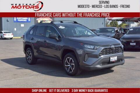 2020 Toyota RAV4 for sale at Choice Motors in Merced CA