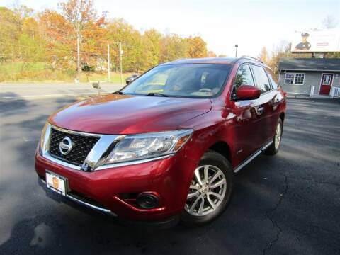 2014 Nissan Pathfinder Hybrid for sale at Guarantee Automaxx in Stafford VA
