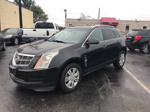 2012 Cadillac SRX for sale at Saipan Auto Sales in Houston TX