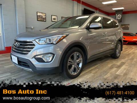 2015 Hyundai Santa Fe for sale at Bos Auto Inc in Quincy MA